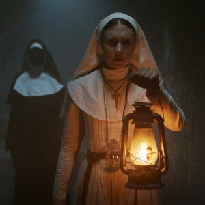 """Beispielbild aus dem Film """"The Nun"""""""
